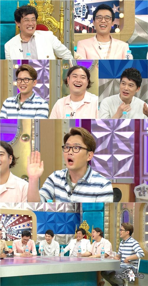 '라디오스타' 킹경규와 네 제자들 2탄, 이번엔 '츤데레' 토크다