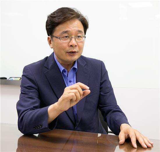 """[인터뷰]김우영 은평구청장""""도시 행정 빅데이터 통한 해법 찾는다"""""""
