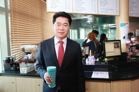 [이사람]박준희 관악구청장 '제로페이 챌린지' 동참