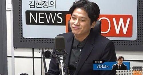 '뉴스쇼' 버닝썬 최초고발자 김상교