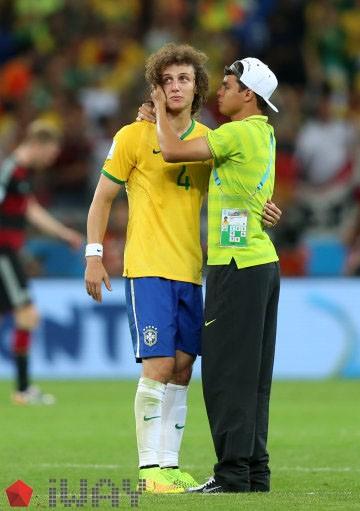 [2014 브라질 월드컵] 티아고 실바