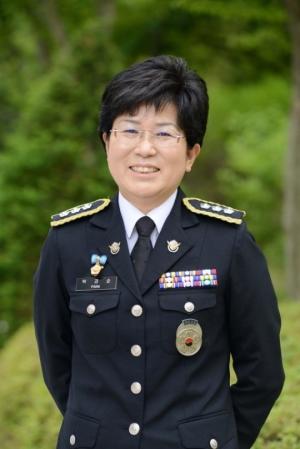 해양 경찰 최초 여성 총경 탄생...박경순 신임 총경