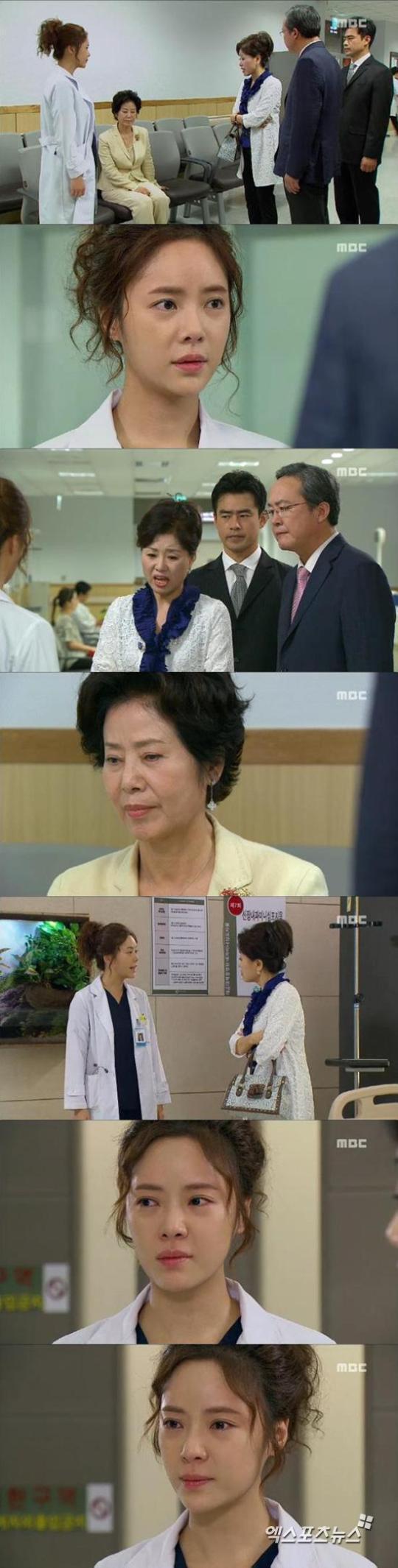 '골든타임' 황정음, 잇단 가족 문제로 '눈물 펑펑'