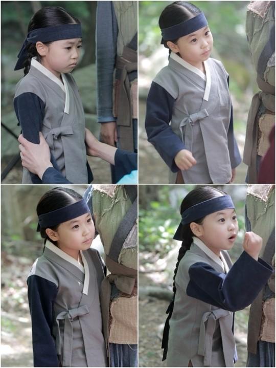 '천명' 김유빈, 이동욱 만나기 위해 '꼬마도령 변신'
