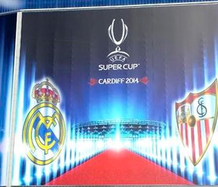 레알 마드리드 vs 세비야, UEFA 슈퍼컵 중계 편성