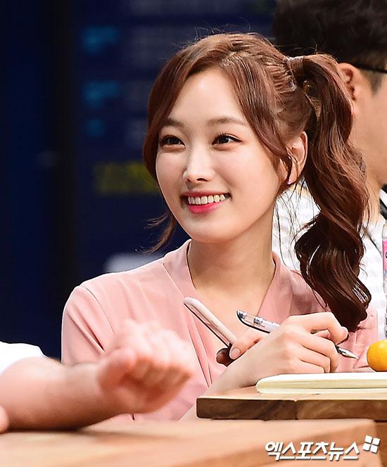 김세연 아나운서 '싱그러운 미소'[포토]