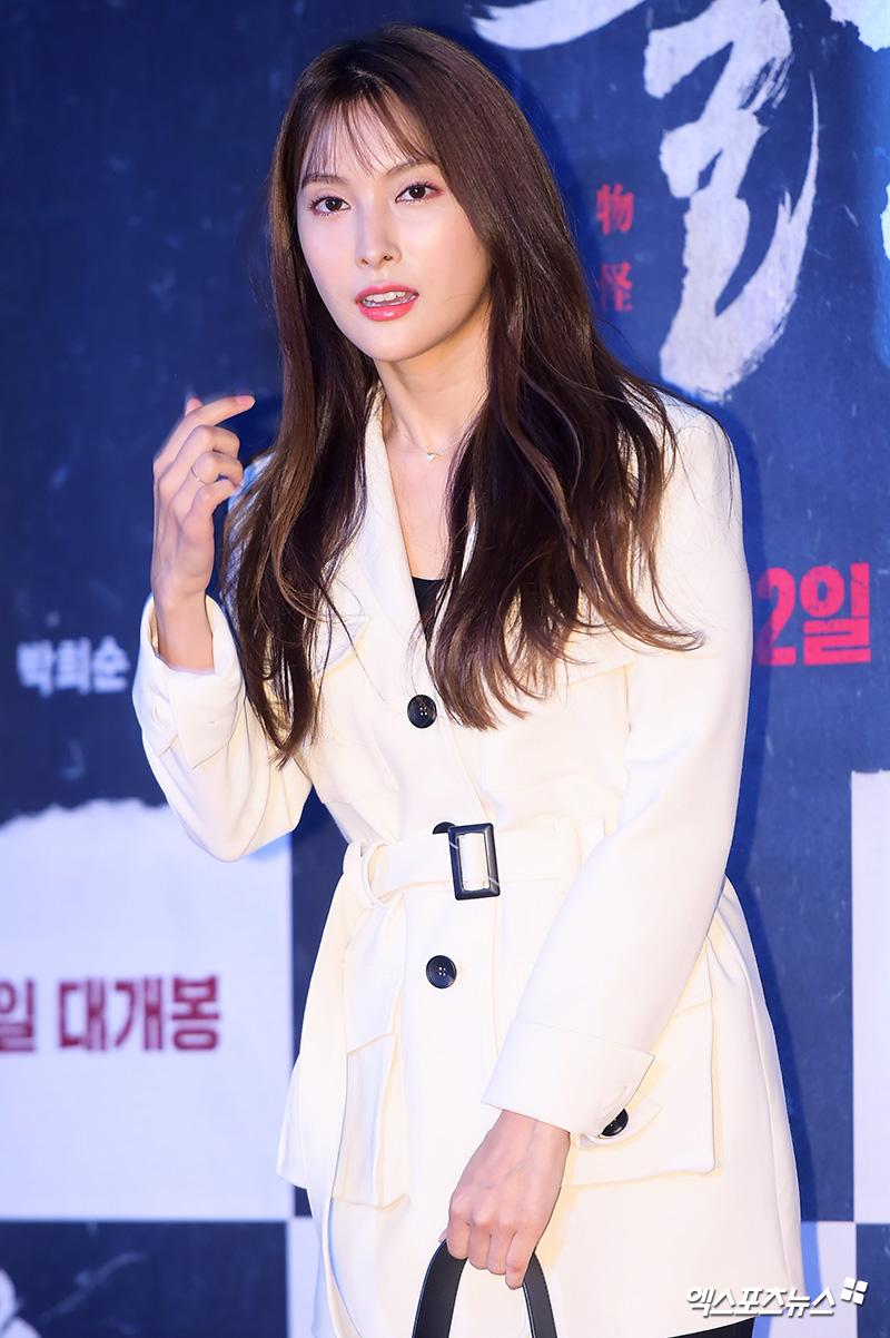 [엑's HD포토] 박규리 '오늘도 여신 미모'