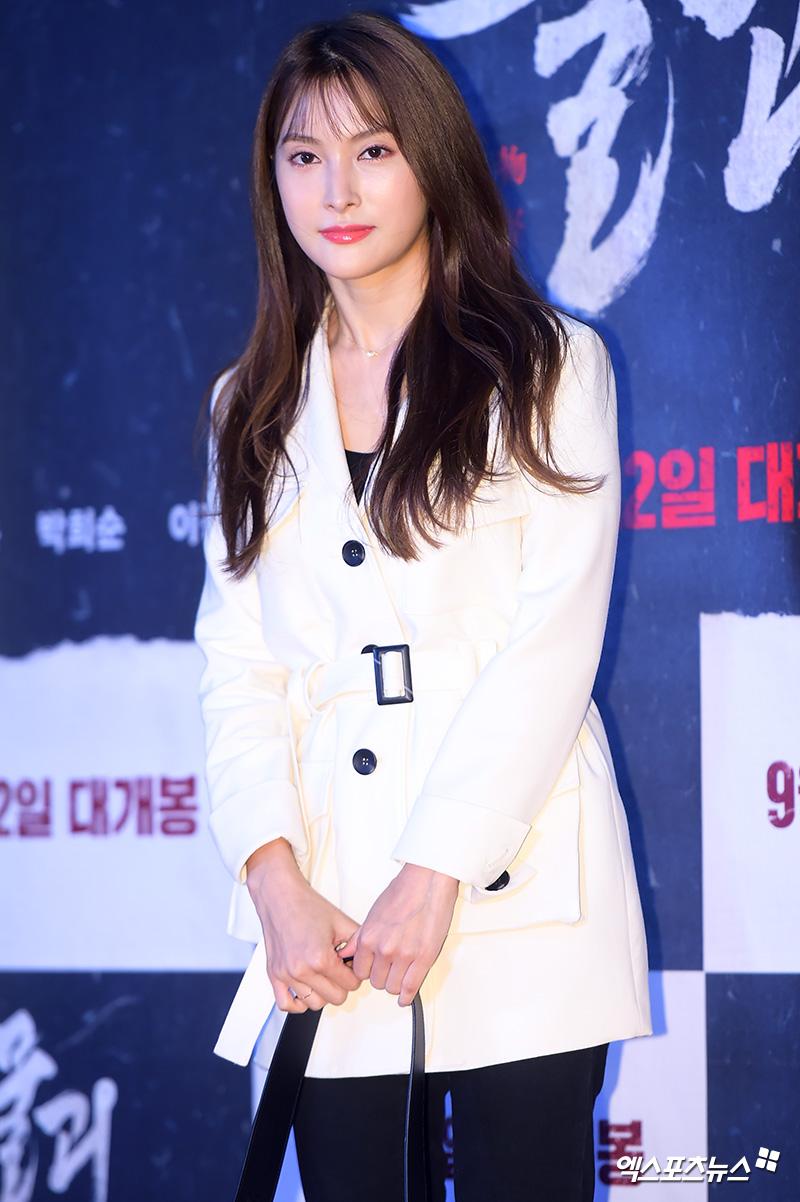[엑's HD포토] 박규리 '더 예뻐진 미모'