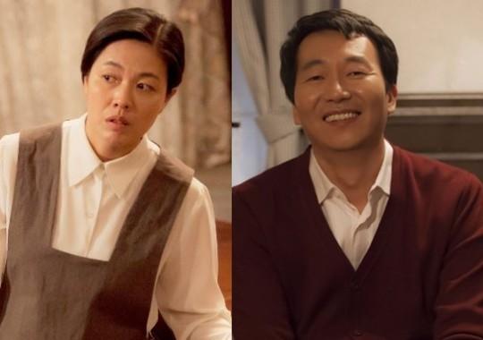 '풍문' 실제 부부 김정영-김학선, 이상과 전속계약…조수향과 한솥밥