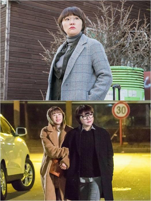 '추리의 여왕2' 김현숙, 친구 따라 경찰 됐다