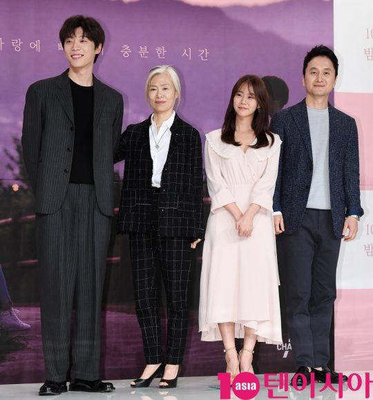 [TEN PHOTO]신현수-예수정-한승연-장현성 '드라마 '열두밤' 주역들'