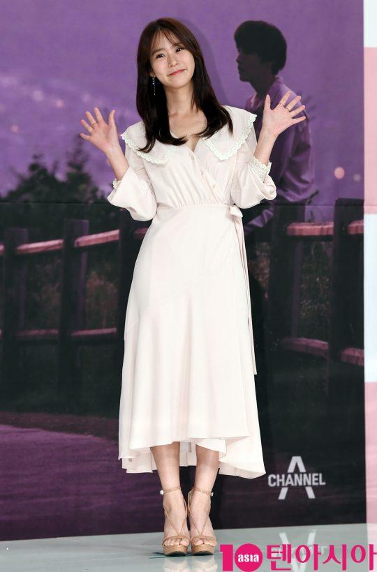 [TEN PHOTO]한승연 '순정만화 주인공처럼'