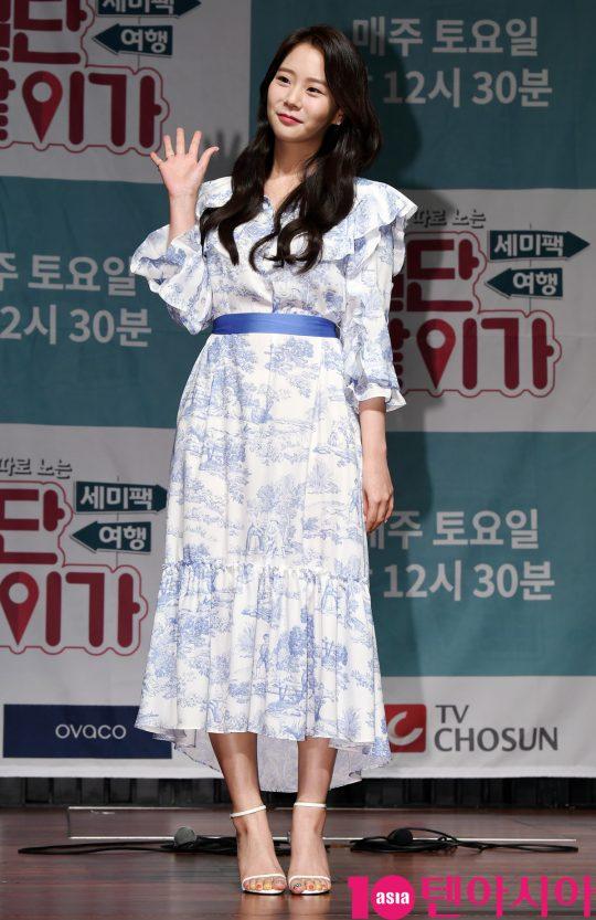 [TEN PHOTO]한승연 '시원한 스타일링'
