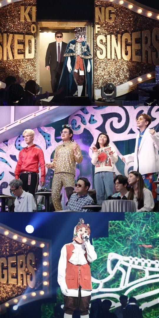'복면가왕' 걸리버, 음악대장 하현우 이어 '남성 랭킹 2위' 등극할까
