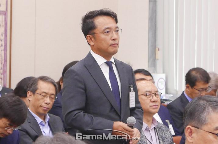 김택진 대표에 '답정너' 질문 이어간 손혜원 의원