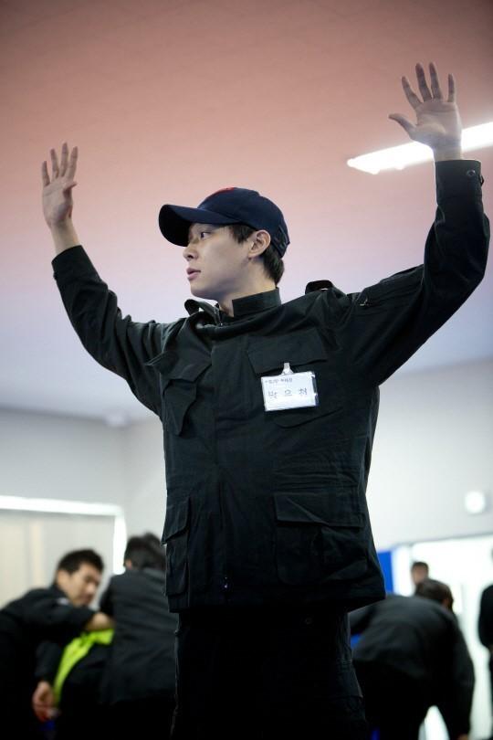 Three Days: физподготовка для Ючона