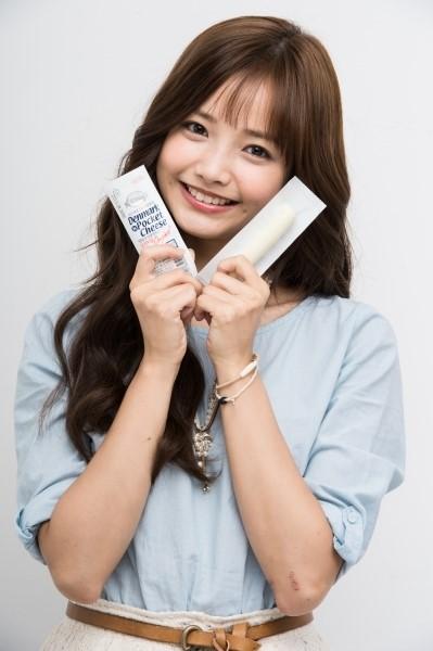 '몬스타' 하연수, 유제품 광고모델 발탁