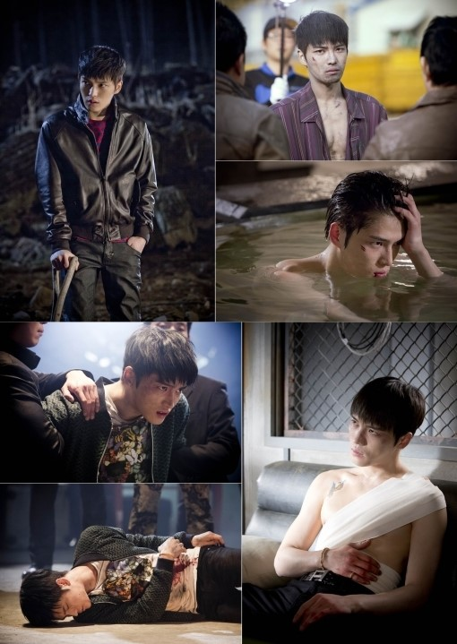 Kim Jaejoong as Heo Young Dal