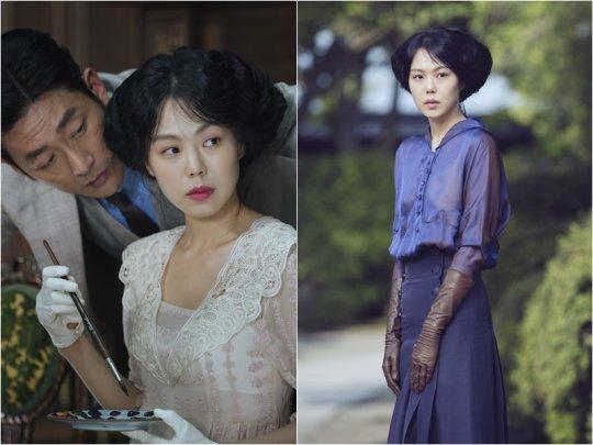 '아가씨' 김민희, 몽환적인 분위기…귀족 아가씨의 비밀