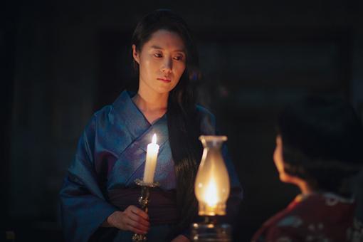 특별출연 문소리, '아가씨' 숨은 조력자