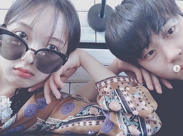 """[DA:이슈] 김보라♥조병규, 누나·동생→연인…""""2월 초"""" 열애ing(종합)"""