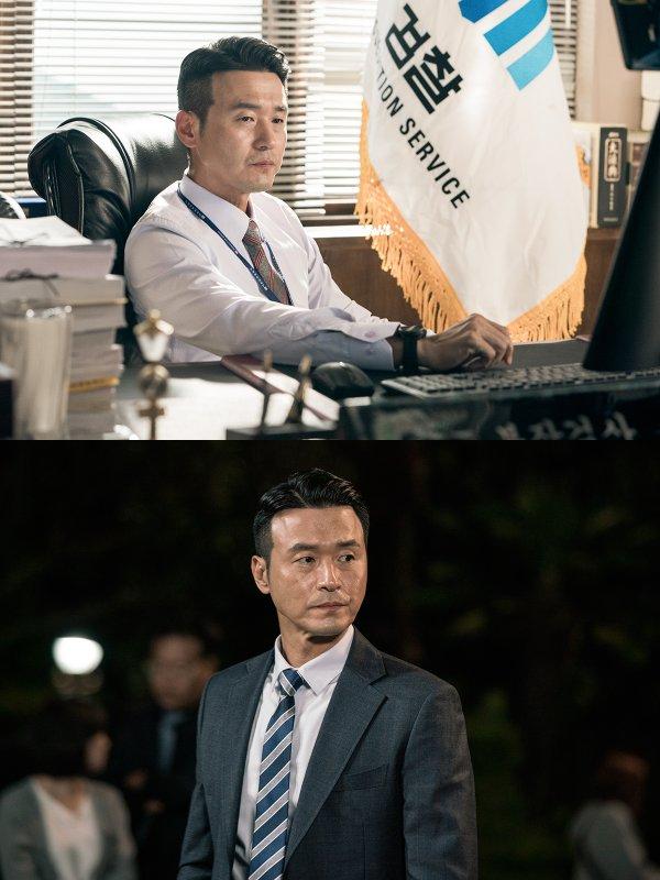 츤데레 부장검사…'검사내전' 이성재, 캐릭터 스틸 공개