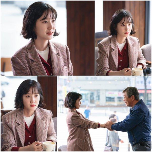 '스토브리그' 박은빈, 사랑스러운 미소 '설렘 가득'