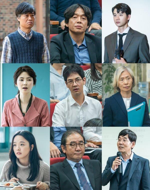 '블랙독' 정해균→예수정까지 리얼리티 높일 연기 고수 총출동