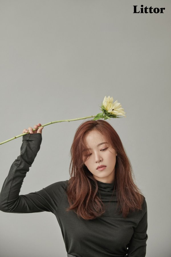"""강한나 """"셰익스피어 작품 연기 해 보고파"""" [화보]"""