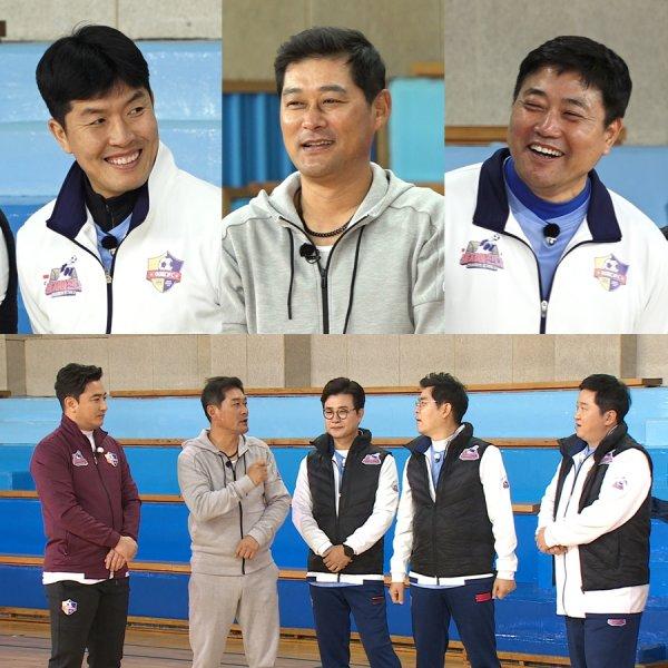 '뭉쳐야 찬다' 양준혁·김병현·이종범 한자리에, 이쯤되면 야구판?