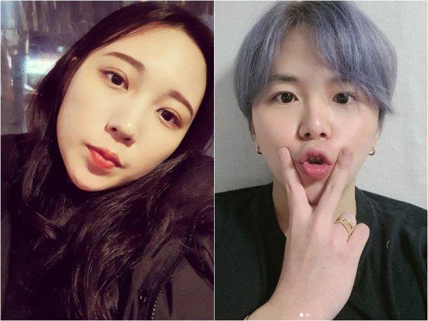 """[종합] 문에스더 열애, 남친 송유진 """"예쁘게 사랑할게요♥"""""""