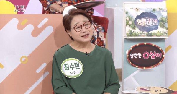 """'차태현 母' 최수민 성우 """"아들 혼낼 때는 나애리 목소리로…"""""""