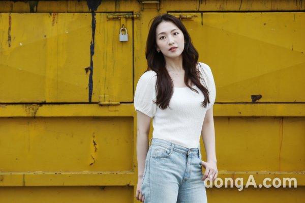 [동아포토]강지영 , 카멜레온 같은 배우