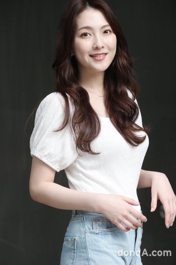 [동아포토]강지영, 맑고 투명한 배우