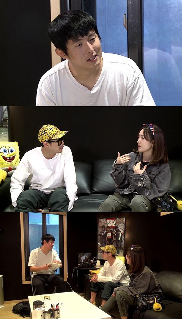 '나 혼자 산다' 기안84, 하하♥별 집중취재... 부부 소재 차기작 준비