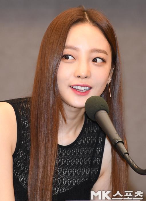 구하라 `홍보대사의 상큼한 미소` [MK포토]