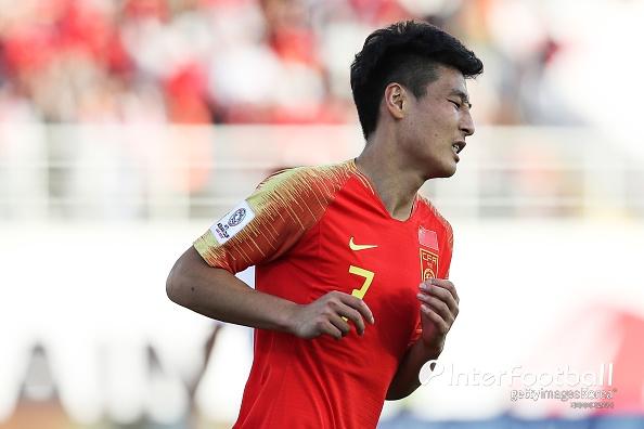 [중국 필리핀] '우레이 선제골' 중국, 필리핀에 1-0 리드(전반 진행 중)