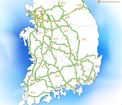 주말 고속도로 교통상황, '한국도로공사 홈피'서 실시간 확인