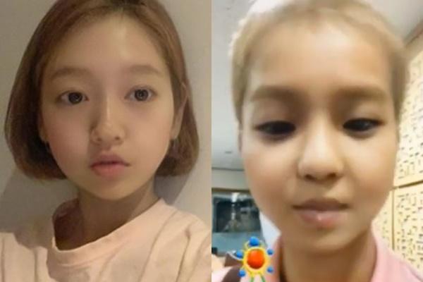 '애기얼굴 어플' 스냅챗에 빠진 스타들… 위너부터 박신혜까지