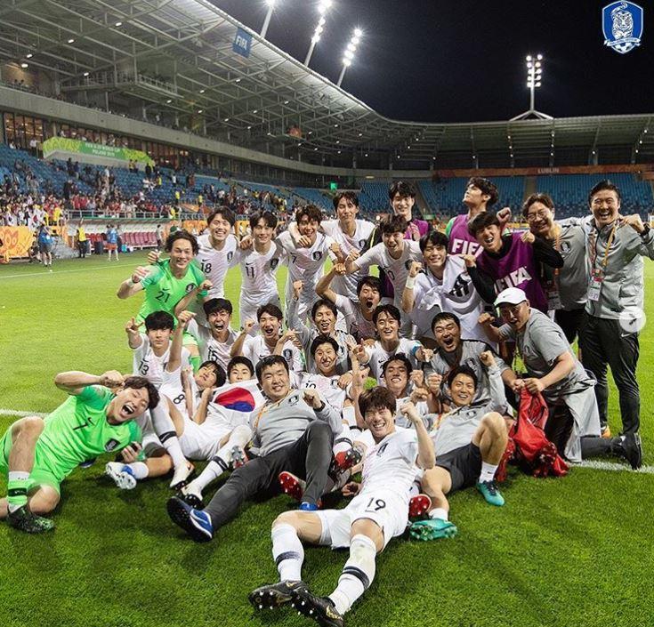 한국 vs 우크라이나, 우승 배당률은?