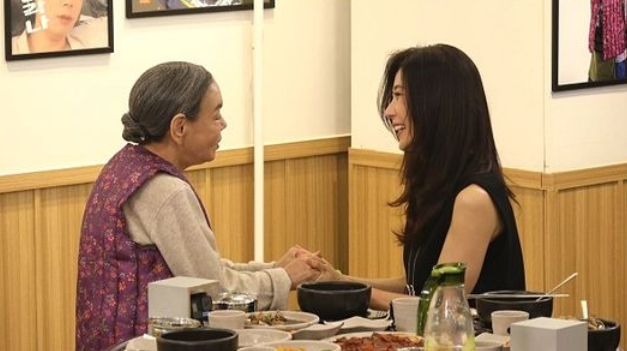 성현아 생활고 고백, 김수미와 손잡고 '눈물'