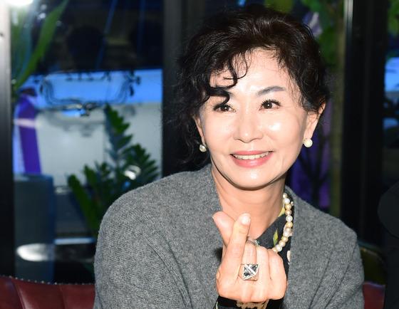62세 진미령, 나이 잊은 동안 비결은 '동남아 쌀'?