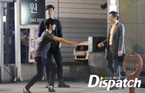 Dispatch korea dating luhan exo 3