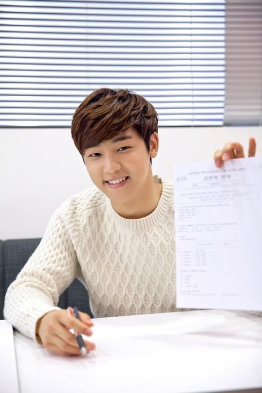 [ROP�RTAJ]CNBLUE- Kendini Ke�fet Sorular�~ Kang Min Hyuk /// 5.11.2013