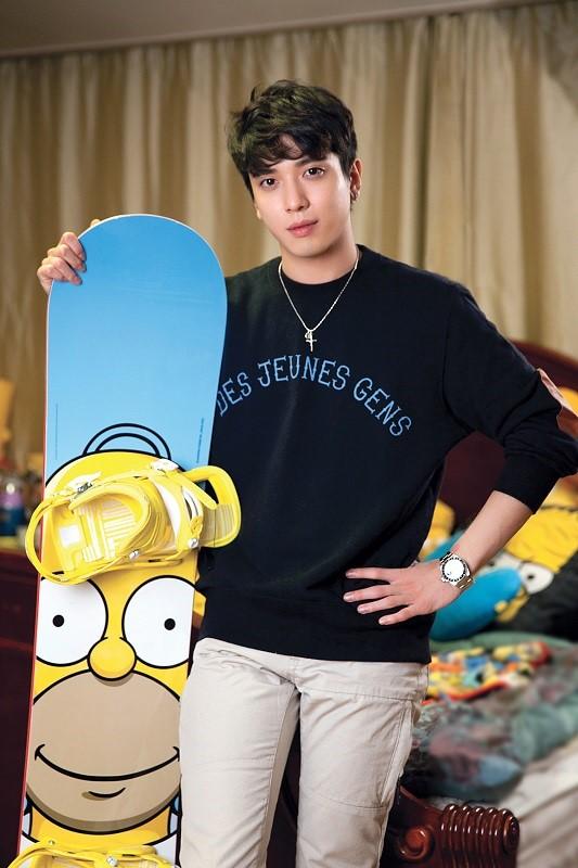 [R�PORTAJ] The Simpsons Delisi Jung Yong Hwa /// 04.04.14