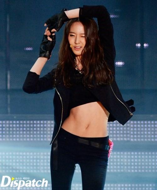 Krystal Jung Abs [OH!Snap] [Nave...