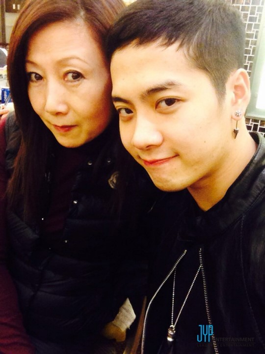 Pics For > Jackson Wang Girlfriend