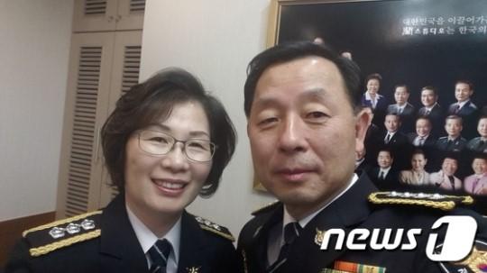남편 '추격 승진' 내조…'순경출신 첫 부부 총경' 탄생
