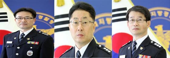 전북경찰청, '경찰의 꽃' 총경 승진자 3명 배출