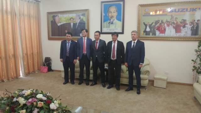 K리그, 베트남 축구협회와 2017 올스타전 개최 위한 MOU 체결